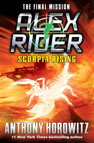 Scorpia Rising (Alex Rider) Anthony Horowitz
