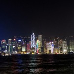 Exploring Hong Kong: more Joon, Victoria Peak, Symphony of Lights, and a last walk through Tsim Sha Tsui