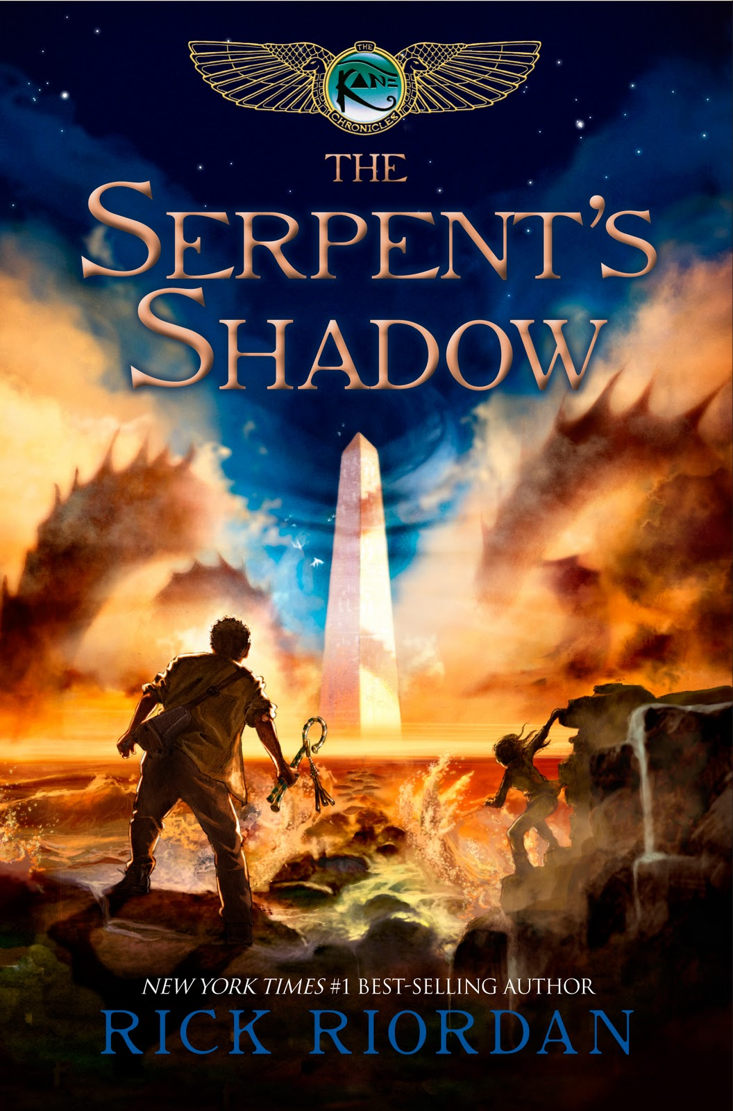 Book Review The Serpents Shadow By Rick Riordan The Islander Girl