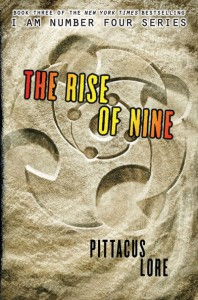 rise of nine cover