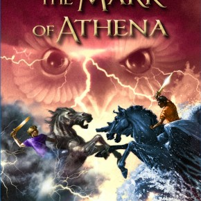 "Book review: ""The Mark of Athena"" by Rick Riordan (might contain spoilers!)"