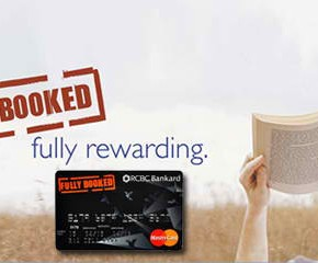 The Fully Booked-RCBC Bankard MasterCard - the booklover's credit card