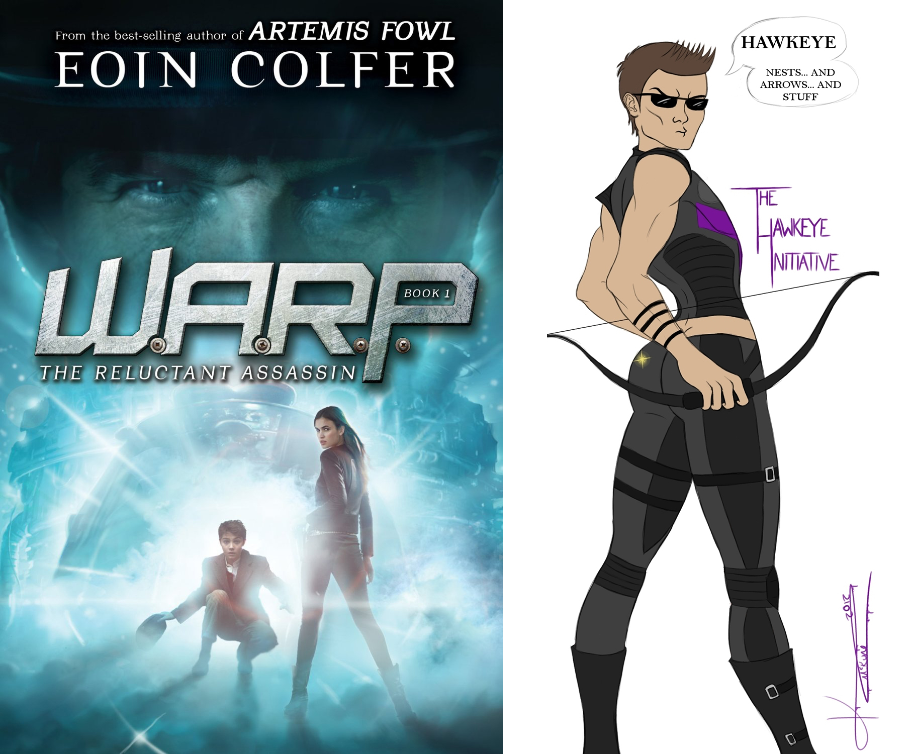 WARP1 US cover Hawkeye