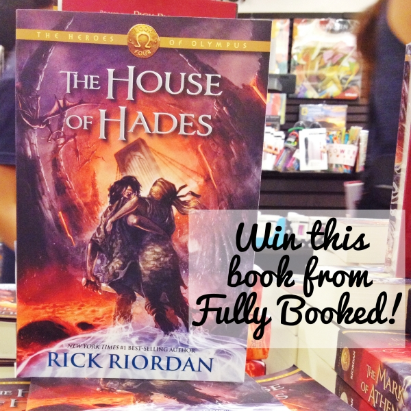10 Oct House of Hades promo