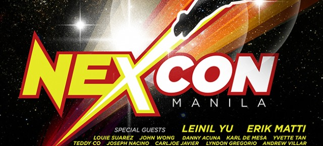 NexCon Manila - the ultimate science fiction and fantasy party!