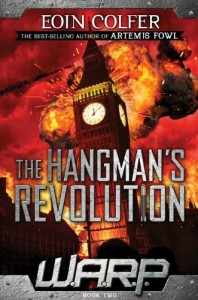 hangman's revolution cover