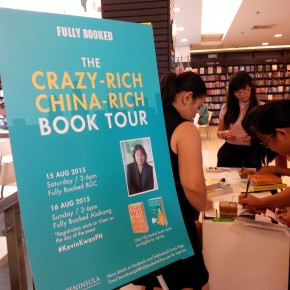 Going crazy for Kevin Kwan