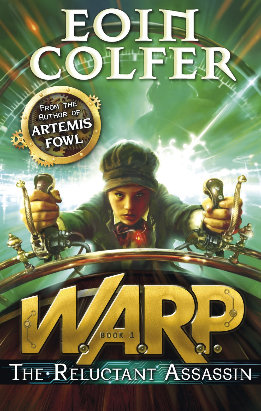 WARP 1 cover british