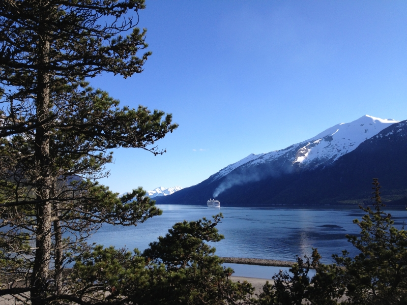 05 May 02 Skagway Alaska