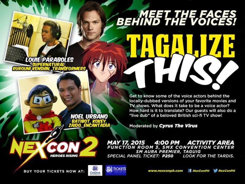 poster - Tagalize This panel