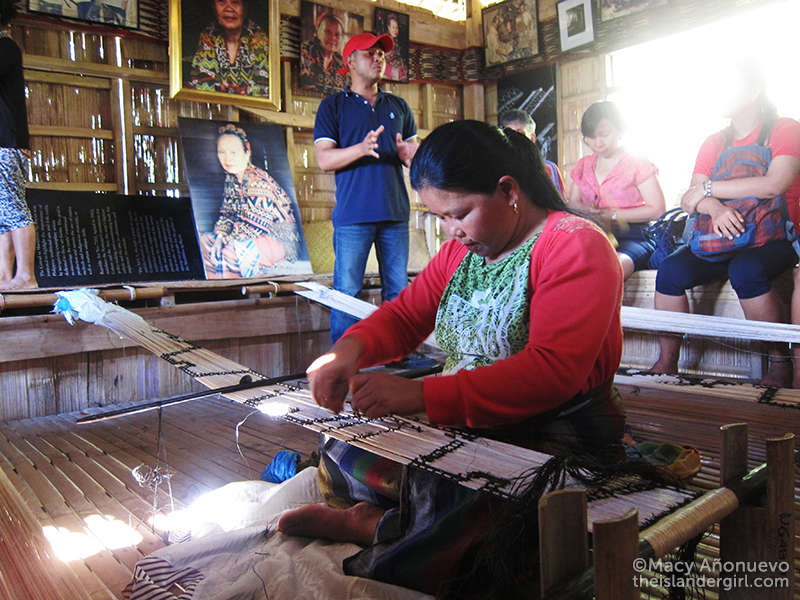 tnalak weaving center